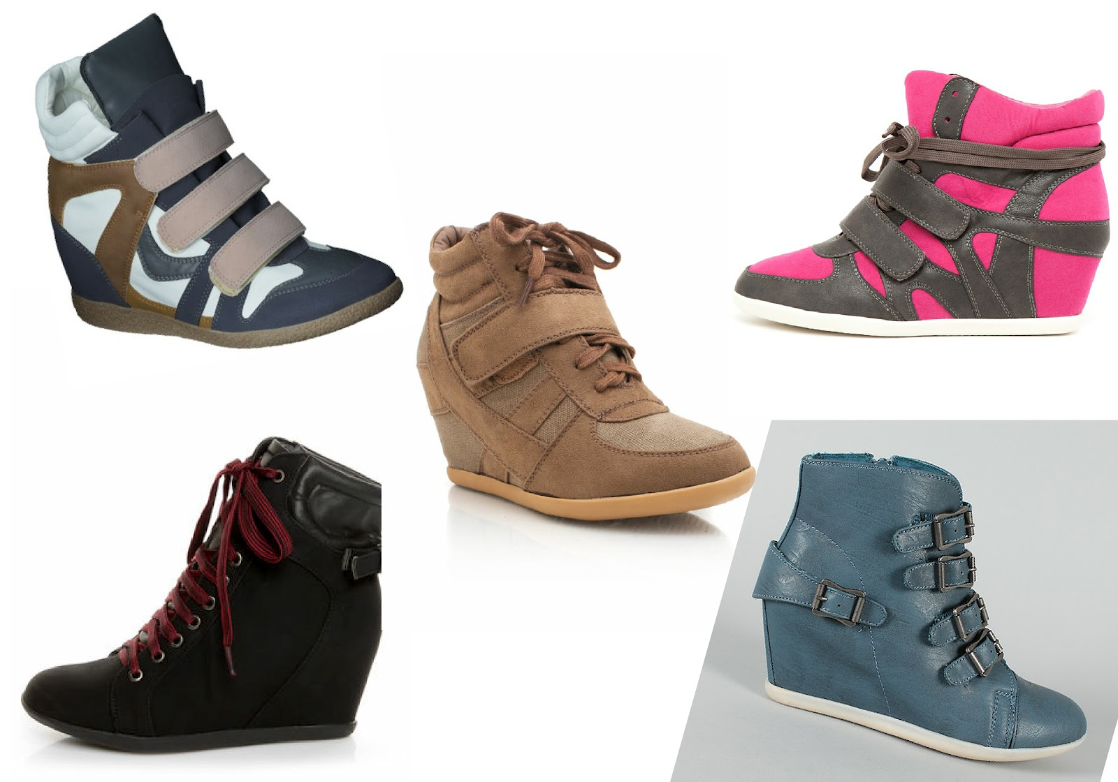 Sneaker wedges are the perfect accessory to any outfit. Wedge sneakers are sexy whether you are wearing tights, jeans, a skirt or party dress, there is a design for every occasion. Whether you are a teenager, a young adult or a trendy mother of three, check .