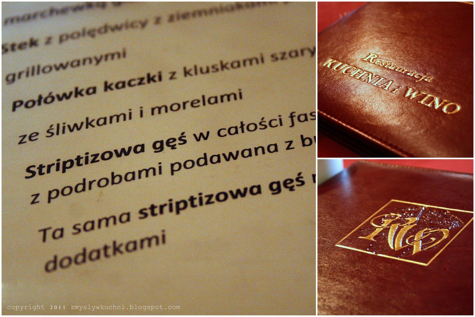 Zmysly W Kuchni Przepisy Kulinarne Podroze Ksiazki Gdzie Jesc Kuchnia I Wino Pszczyna