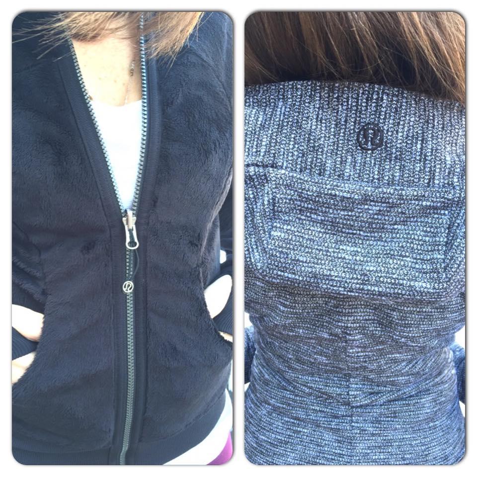 lululemon embrace hoodie pique