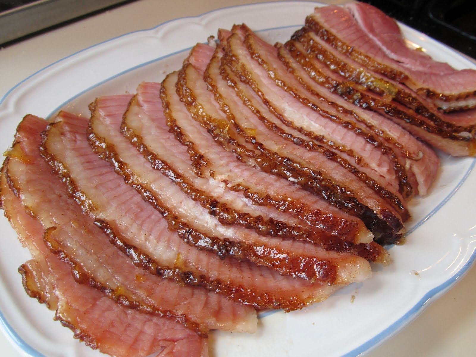 how to cook a fully cooked spiral ham with glaze