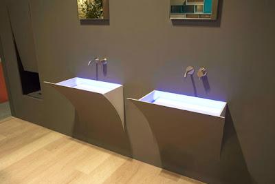 strappo sink by Domenico De Palo