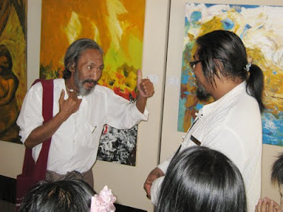 >artist Yar Huu Lar passes away