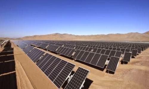 La impresionante insolaci�n de Chile y su potencial solar