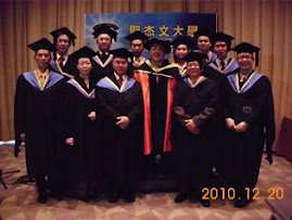 St Clements MBA and DBA graduates