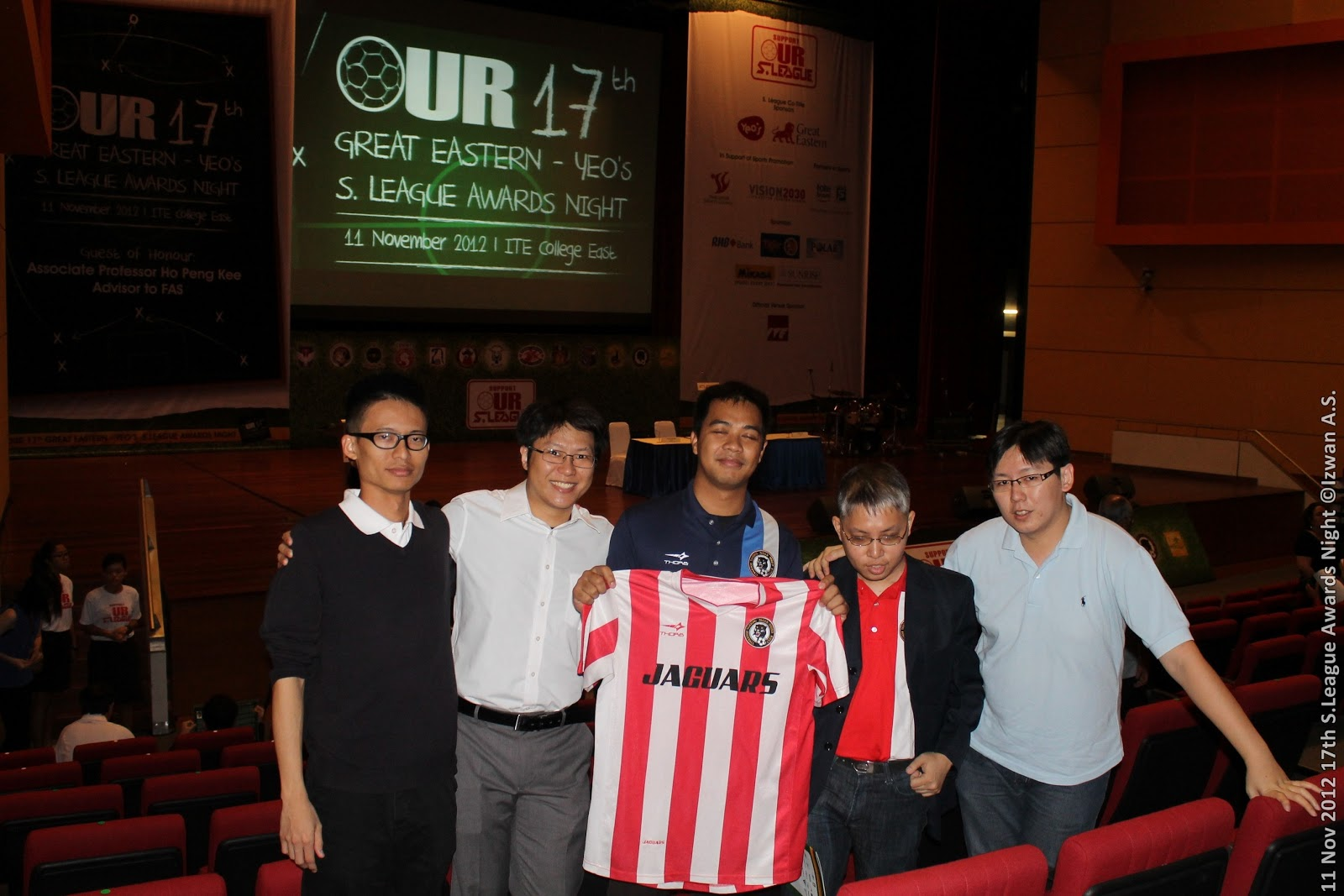Special Report 17th SLeague Awards Night