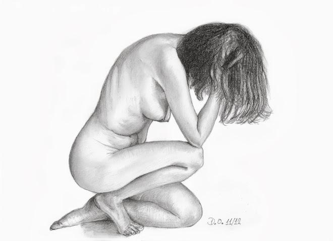 Nu à genoux (2013)