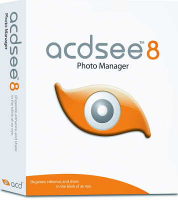 ACDSee Ultimate 8.0 Build 372 With Crack + Keygen