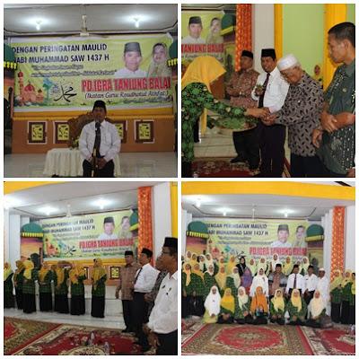 Kemenag Tanjungbalai Hadiri Acara IGRA Kota Tanjungbalai