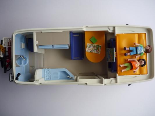 La bo te bazar camping car playmobil - Camping car playmobil pas cher ...