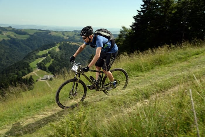 Location: Schwarzwald - Rider: Robert Meyer - Bike: LUCHS