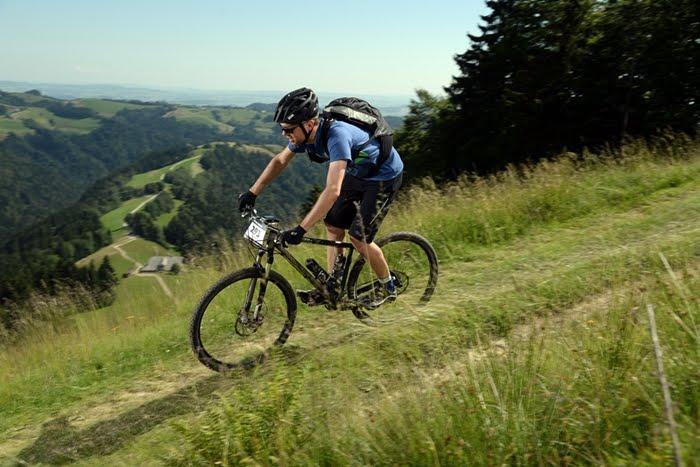 Location: Schwarzwald - Rider: Robert Meyer - Bike: LUCHS