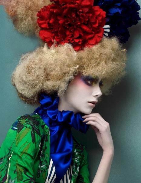 Образ для фотосессии, профессиональный макияж