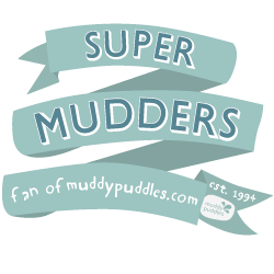 Proud to be a muddy mum
