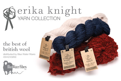 Erika Knight Yarn Collection Now Available in the USA!