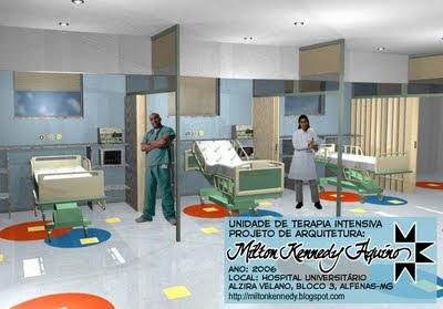 Projeto UTI Unidade de Terapia Intensiva