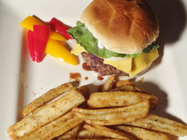 burgers,fries,#Hellmann's, Mayo
