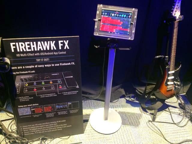 Line 6 Viarax and Firehawk FX image