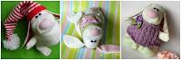 Мягкие игрушки/ My stuffed toys