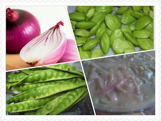 resepi, sambal, petai, masak, tempoyak, pahang, Jerantut, Malaysia, sedap, pedas, melayu, menu,