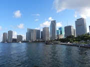 Vista de Miami pela Biscayne Bay (dscn )
