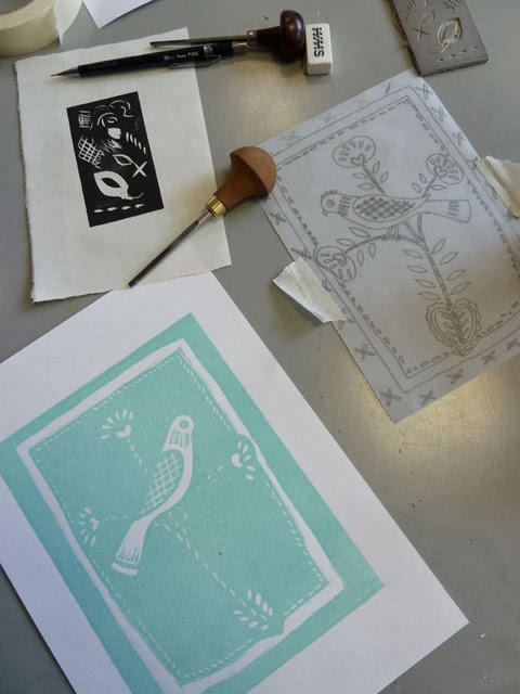 D Printing Exhibition Birmingham : Jacqui dodds art introduction to reduction lino printing