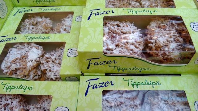 Tippaleipä from Fazer