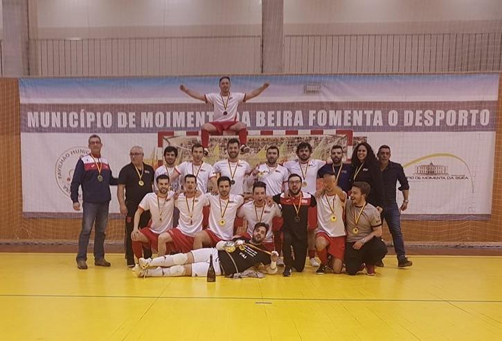 Seniores - Vencedores Taça A F Viseu 17/18