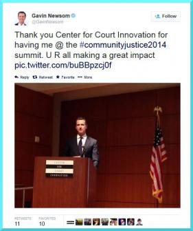 http://www.courtinnovation.org/research/gavin-newsom-community-justice-2014