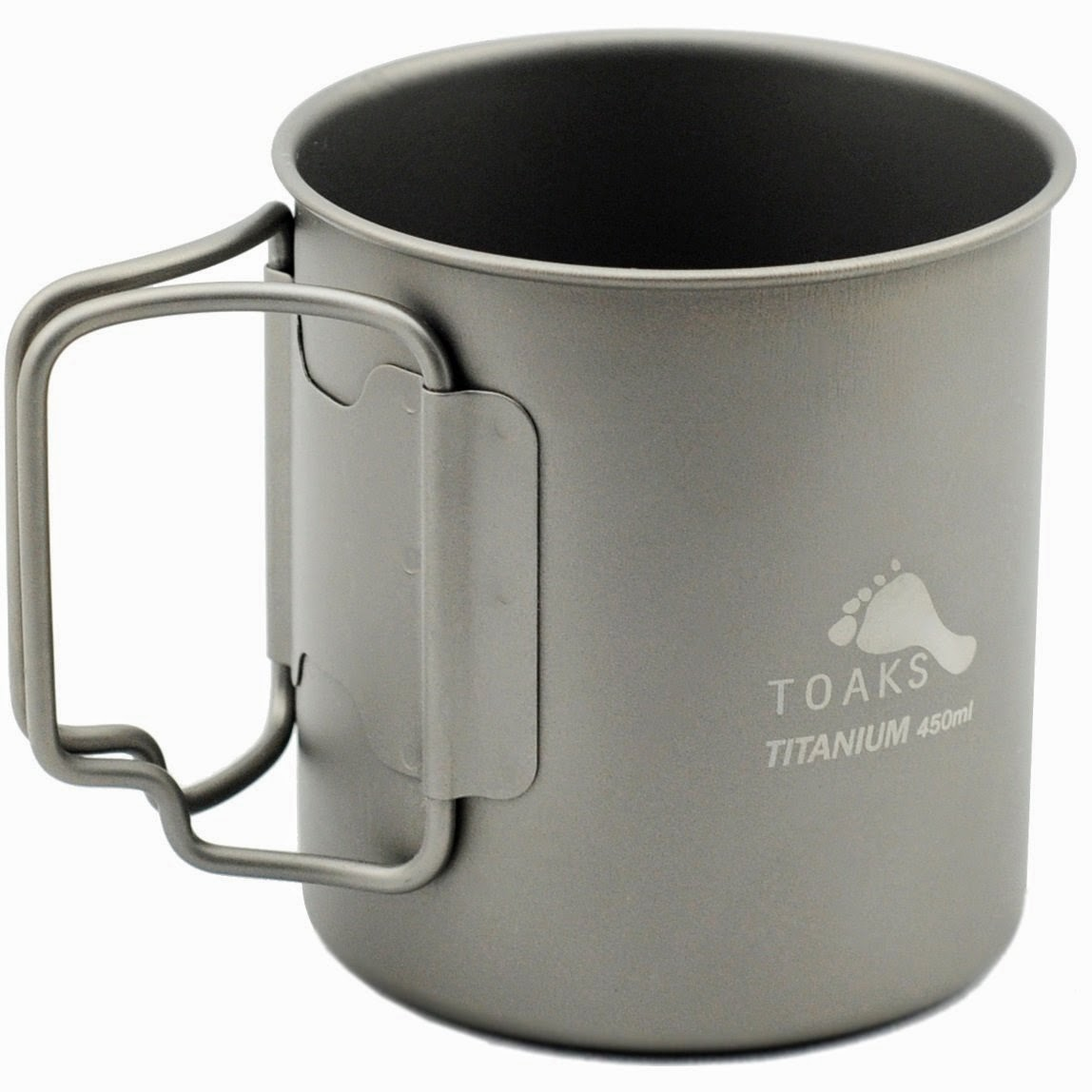 titanium mug for camping and backpacking
