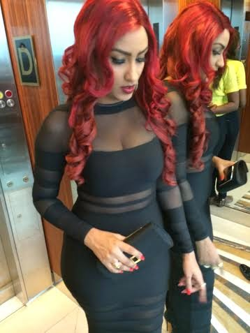 Juliet Ibrahim's Outfit To City People Entertainment Awards Ceremony Tonight2
