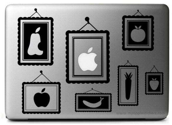 amazing removable stickers for mac - creative ideas