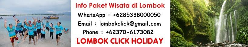 Info Paket Wisata di Lombok