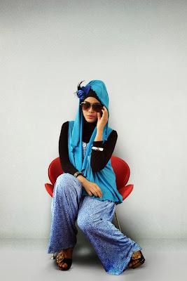 Gamis Muslim | Produk Busana Muslim | Rancangan Busana Muslim | Setelan Baju Muslim |
