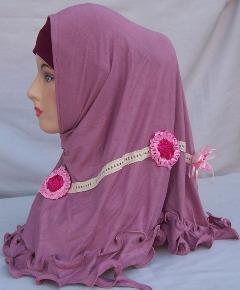 Grosir Jilbab Segitiga Model Baru