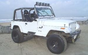 1993 Jeep Wrangler Owners Manual
