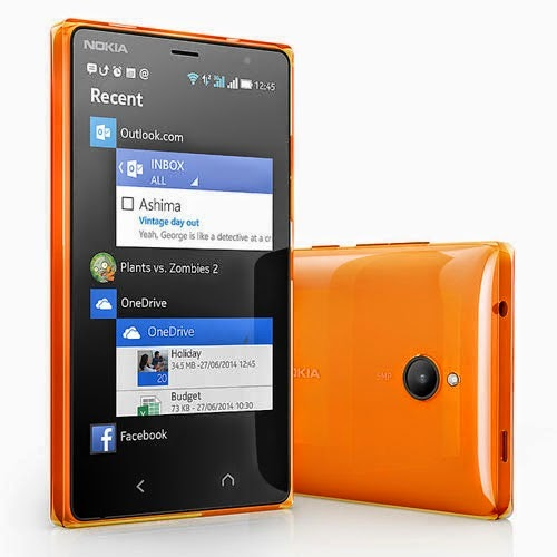 Nokia X2 Dual SIM Android Smartphone Price in Pakistan 2014