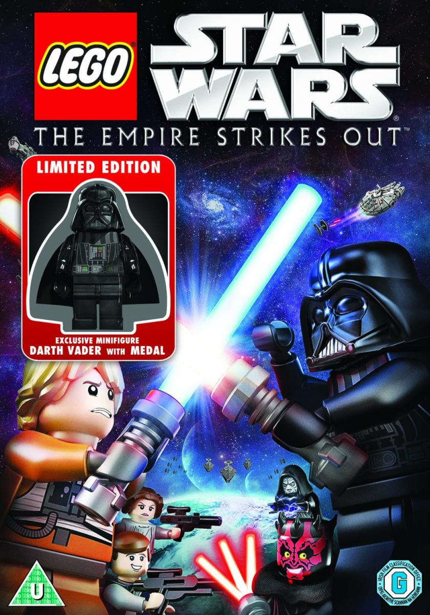 Lego Star Wars: The Empire Strikes Out (2012)