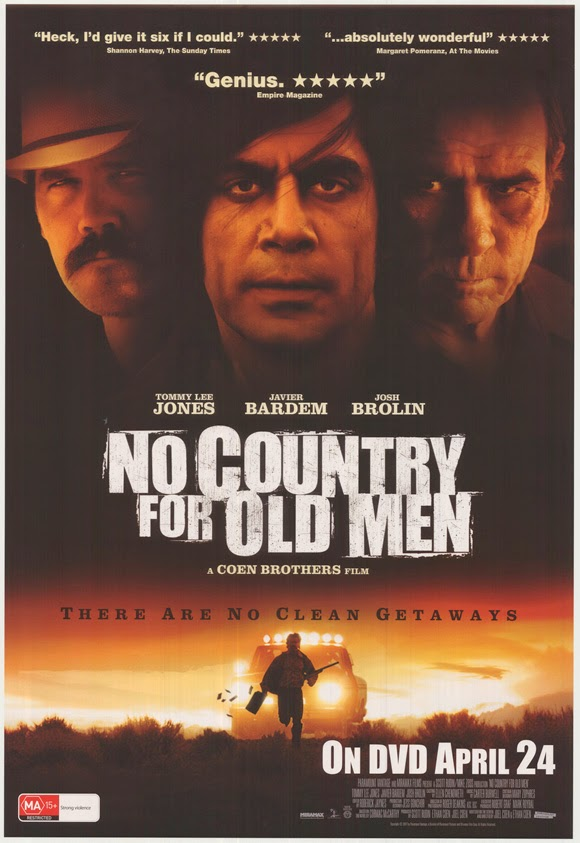 No Country For Old Men (2007), Crime, Drama, Movies, Thriller, ΤΑΙΝΙΕΣ, Tommy Lee Jones, Javier Bardem, Josh Brolin,