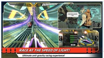 Game Balapan Pesawat Angkasa Android Flashout 2 MOD APK