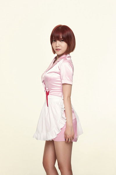 AoA Jimin Short Hair Concept
