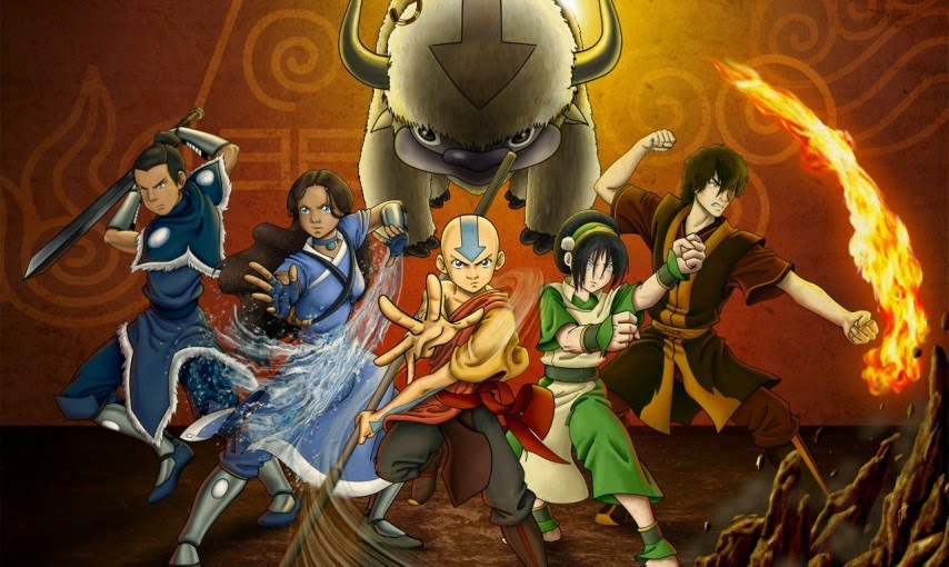Avatar: The Last Airbender (2005–2008)  tainies online oipeirates