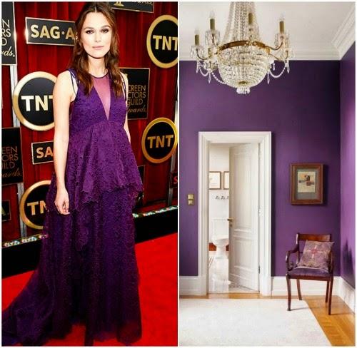 Keira Knightley SAG Awards 2015
