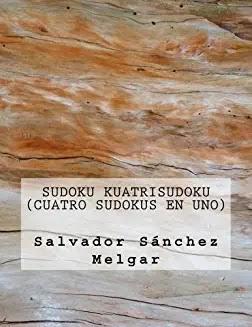 Sudoku Kuatrisudoku (Cuatro Sudokus En Uno)