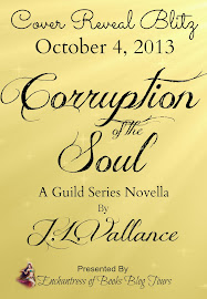 Cover Reveal Blitz Corruption of the Soul