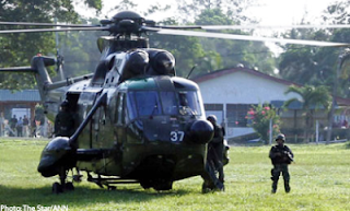 Malaysian Forces