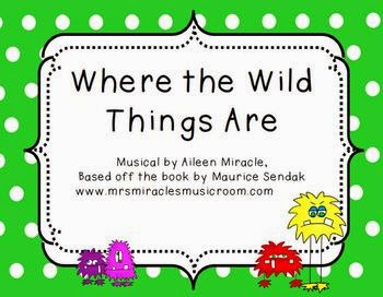 Where the Wild Things Are - Aileen Miracle