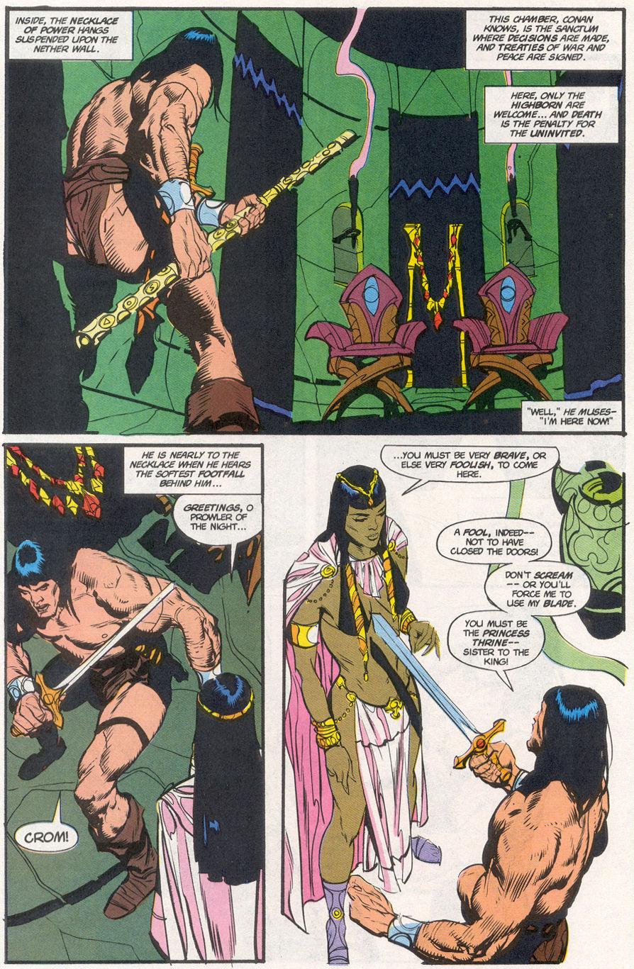 Conan the Barbarian (1970) Issue #265 #277 - English 5