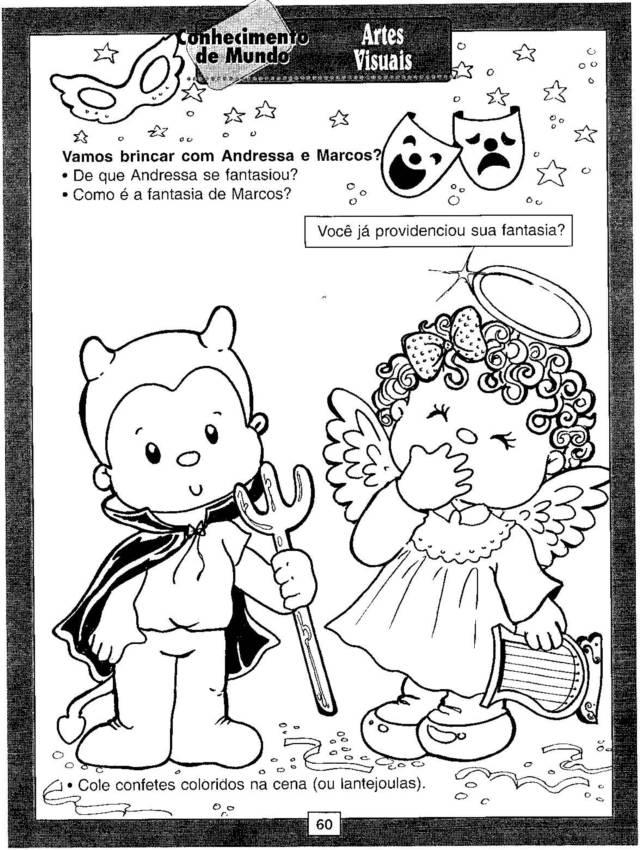 Top EDUCAÇÃO E SUAS ESPECIFICIDADES: ATIVIDADES PARA O CARNAVAL YT54