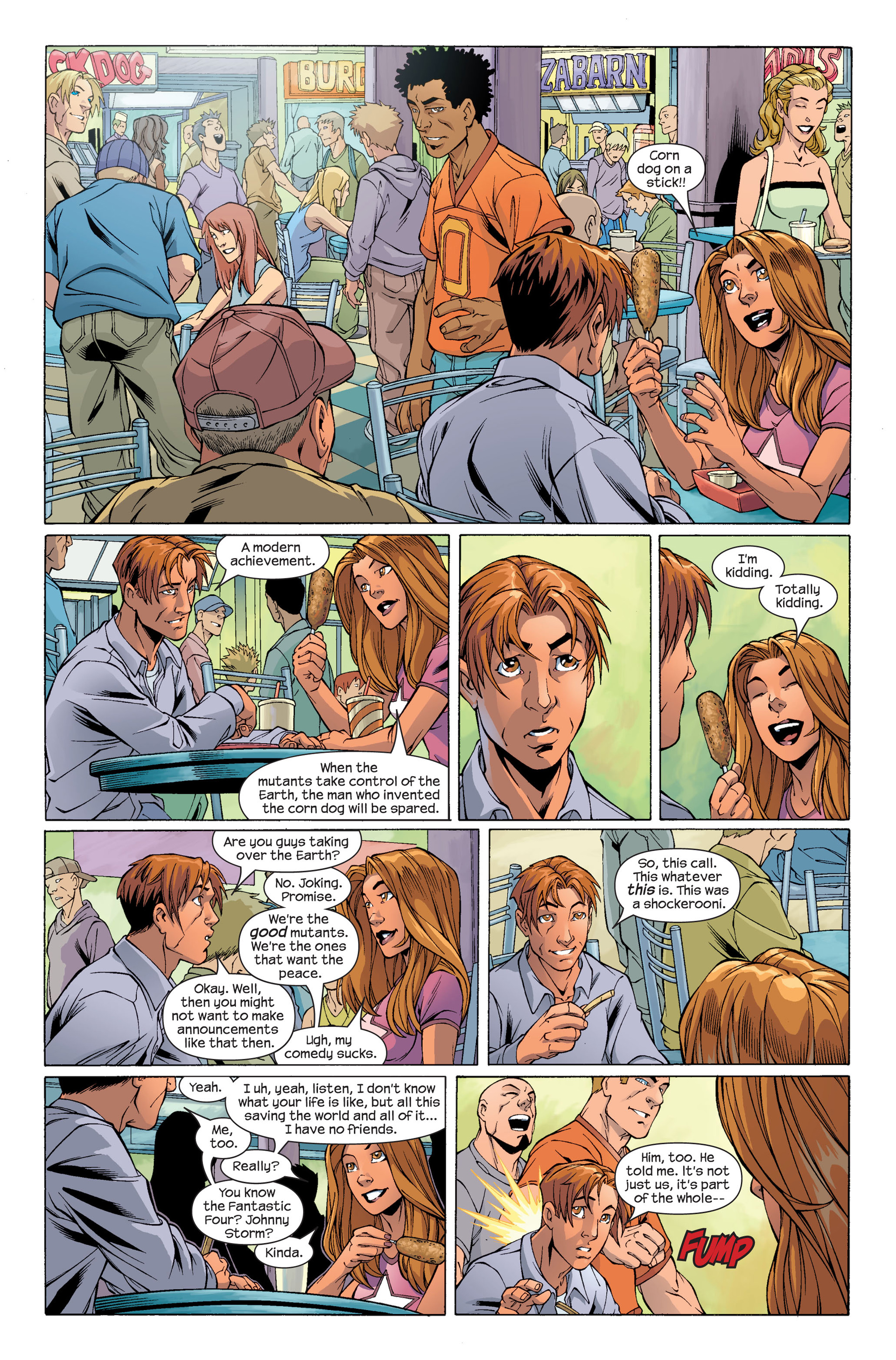 Ultimate Spider-Man (2000) _Annual 1 #1 - English 19