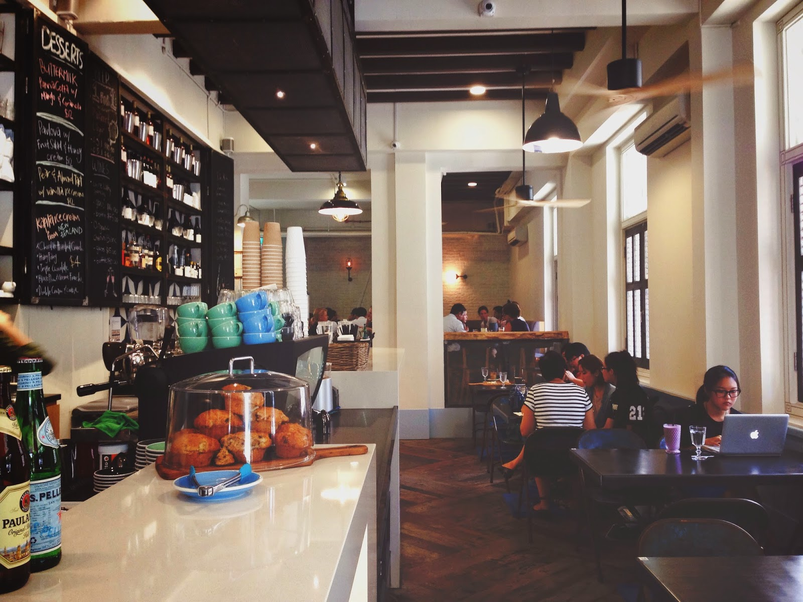 The Lokal Neil Road Singapore Interior